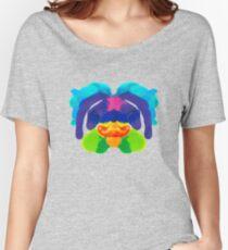 Tintenklecks Delphin Baggyfit T-Shirt