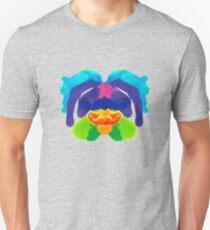 Tintenklecks Delphin Unisex T-Shirt