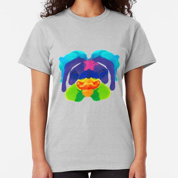 Tintenklecks Delphin Classic T-Shirt