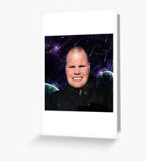 Frankie MacDonald  Greeting Card