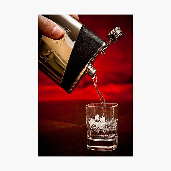 Liquid Courage Photographic Print