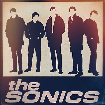 The Sonics by mongogushi