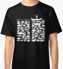 Funny Fishing T-Shirt Present Funny Classic T-Shirt