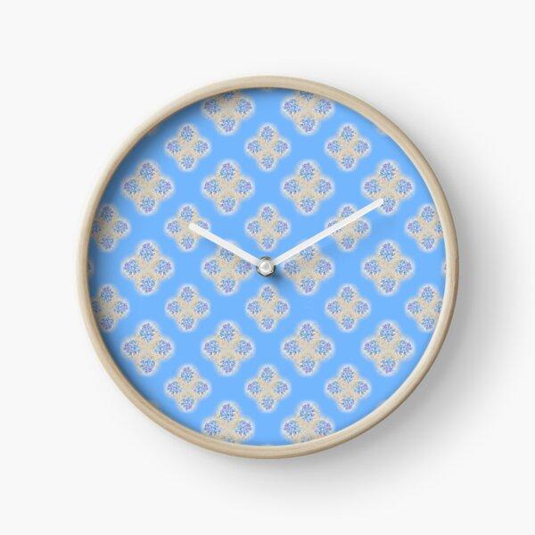 Rosy vintage Clock