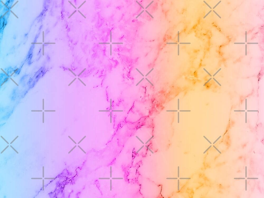 """Marble Rainbow Aesthetic Design"" by Daniel Ward | Redbubble"