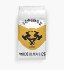 Ratchet & Clank lombax mechanics Duvet Cover