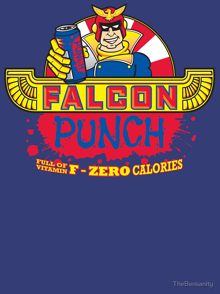 TShirtGifter presents: Falcon Punch | Unisex T-Shirt
