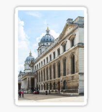 Greenwich View Sticker