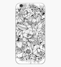 Blumen Blumenkreis iPhone-Hülle & Cover