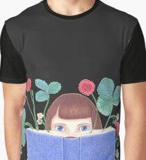 books are gardens in your pocket Graphic T-Shirt