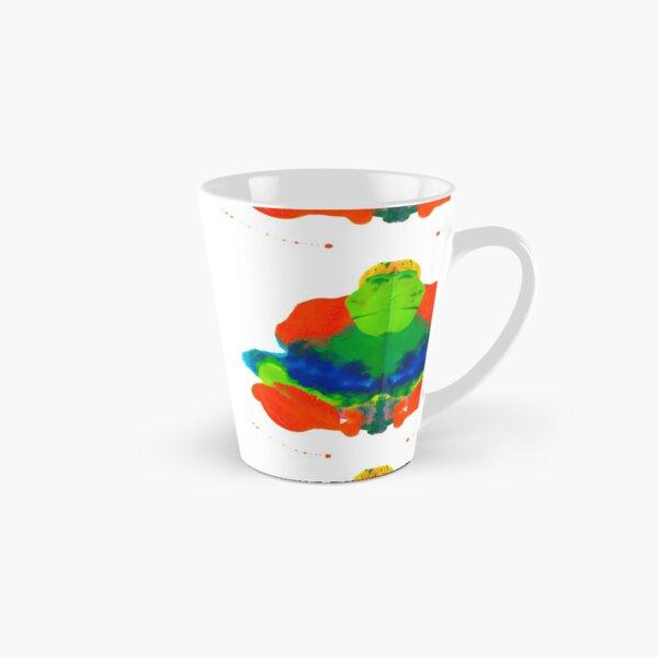 Tintenklecks Froschkönig Tasse (konisch)