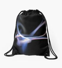 Strange Attractor Drawstring Bag