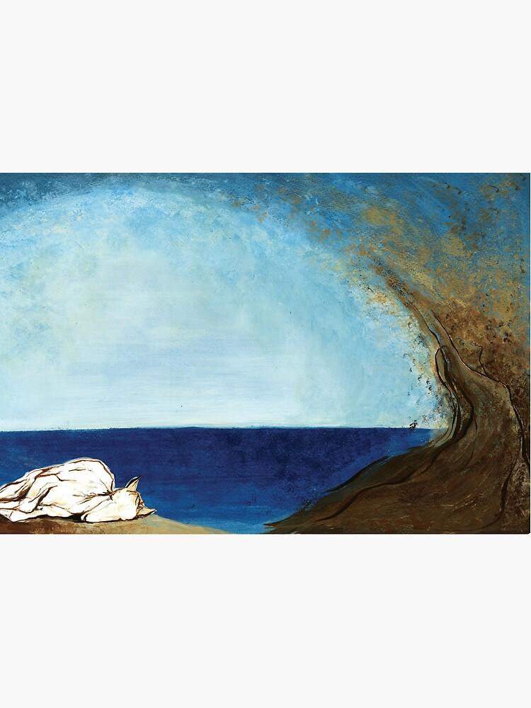Wind Woman Children's book by CatarinaGarcia