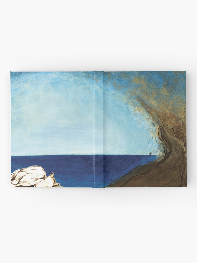 Alternate view of Wind Woman Children's book Hardcover Journal