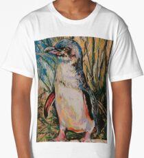 St Kilda Fairy Penguin Long T-Shirt
