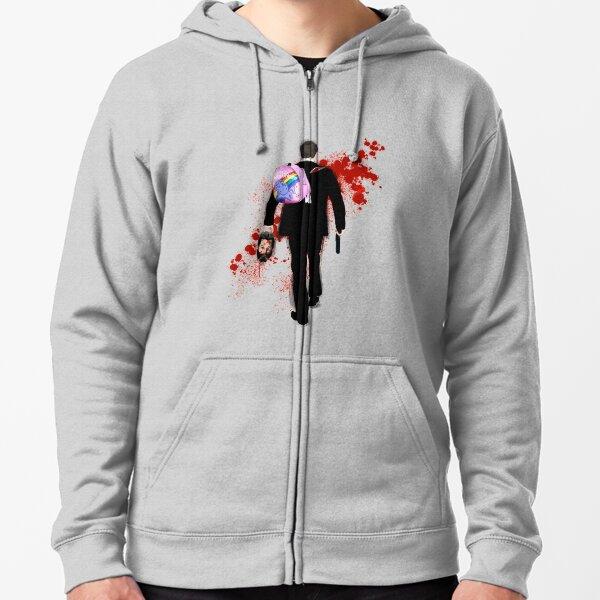 HGLee Printed Personalized Custom Thug Life Classic Men Hoodie Hooded Sweatshirt