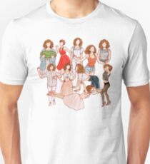 Nobody puts baby in a corner Unisex T-Shirt