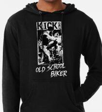 Kick Only - Old School Biker Leichter Hoodie