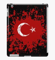Türkiye Cumhuriyeti - Türkei iPad Case/Skin