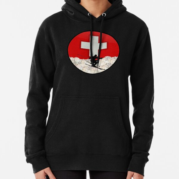 The Mountain Way  Pullover Hoodie