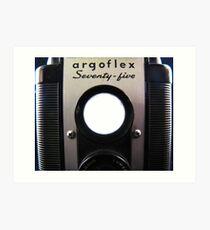 Argoflex Seventy Five Art Print
