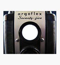 Argoflex Seventy Five Photographic Print