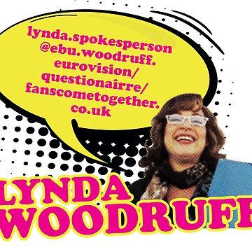 Eurovision: Lynda Woodruff (Email) by zenorac7