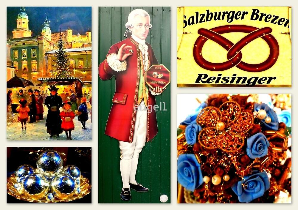 Gruss aus Salzburg by ©The Creative  Minds