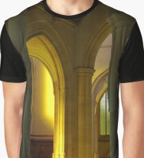 Sunlight Through The Window (Bendigo Cathedral) Graphic T-Shirt