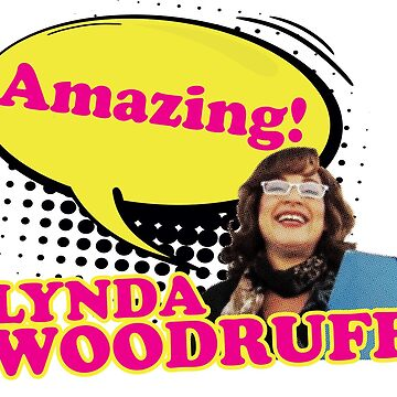 Eurovision: Lynda Woodruff (Amazing!) by zenorac7