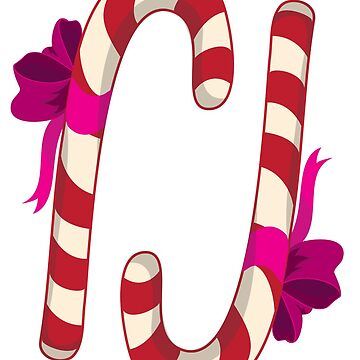 Pair of candy canes by Arollo