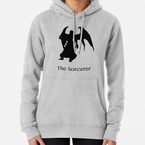 The Sorcerer Silo Pullover Hoodie
