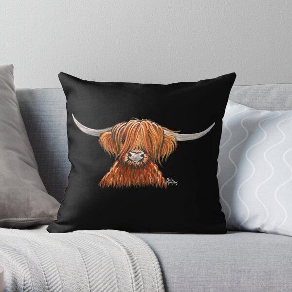 Hier ist ein weiterer meiner Hairy Highland Cow Prints 'HARLEY'.  Ich hoffe du magst ihn!  Ich wünsche Ihnen einen schönen Tag ............. Shirley x Dekokissen