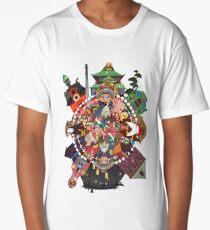 Spirited Away Long T-Shirt