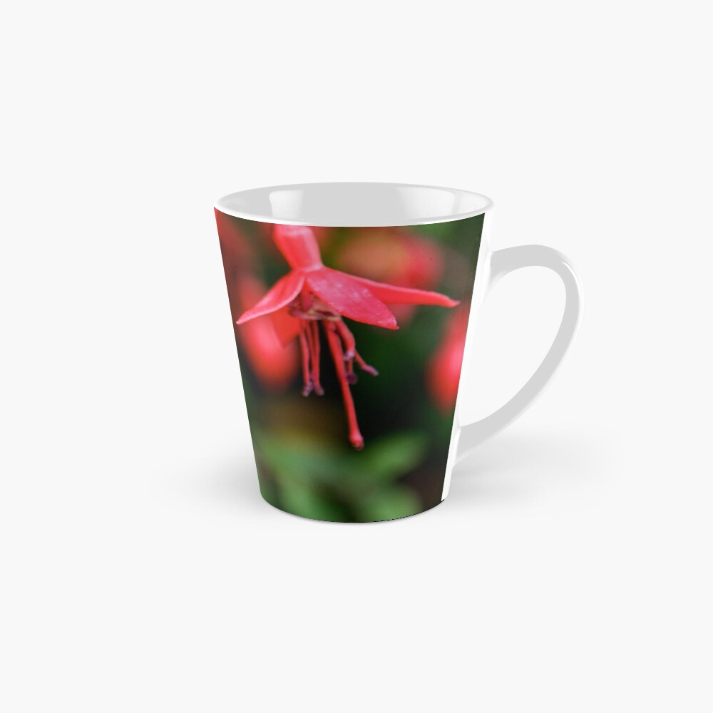 Fuchsia Hedge at Loch Na Fooey 3 Mug