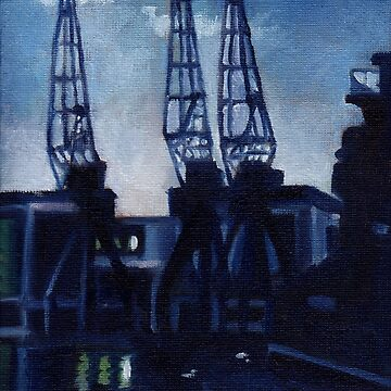 Three Cranes, London by JMNeedham