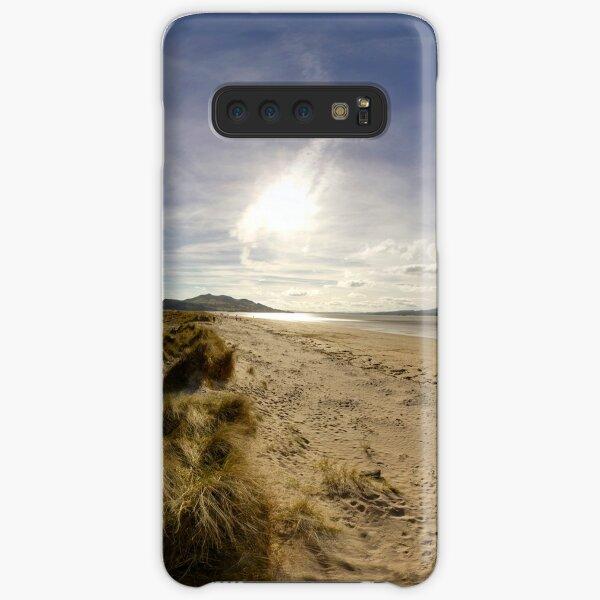 Lisfannon Beach, Fahan, County Donegal, Equirectangular  Samsung Galaxy Snap Case