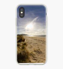 Lisfannon Beach, Fahan, County Donegal, Equirectangular  iPhone Case