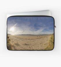 Lisfannon Beach, Fahan, County Donegal, Equirectangular  Laptop Sleeve
