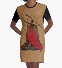 The General Graphic T-Shirt Dress