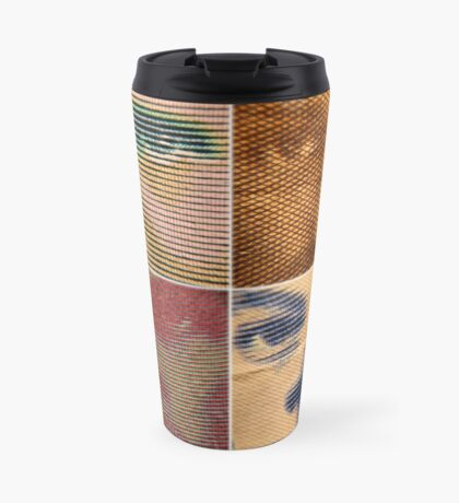 Franc Faces Travel Mug