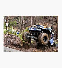 4WD competition Photographic Print