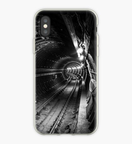 Tunnel to Hell 2 iPhone Case