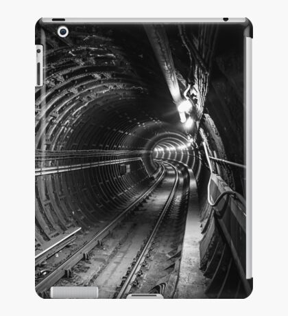 Tunnel to Hell 2 iPad Case/Skin