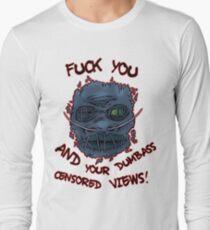 Shrunken Head - 2 Long Sleeve T-Shirt