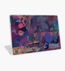GLASS ANIMALS // ZABA Laptop Skin