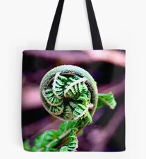 Ready To Un-Roll Tote Bag