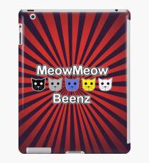 MeowMeow Beenz iPad Case/Skin