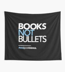 Books Not Bullets, March for Our Lives Wall Tapestry