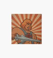 He-man Art Board